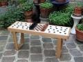 Congo Squares Bench_12