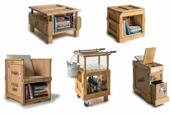 Recycled Furniture Home Harmonizing