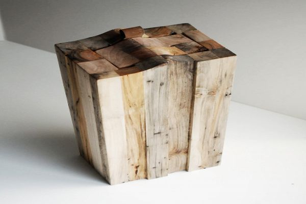 Drift Stool by theopinto_2
