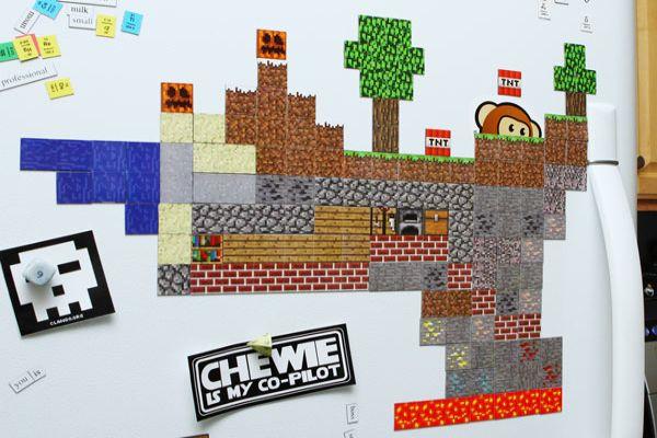 Minecraft Sheet Magnets_3