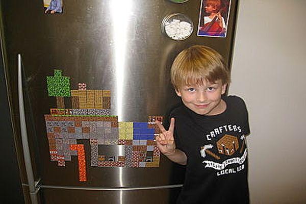 Minecraft Sheet Magnets_4