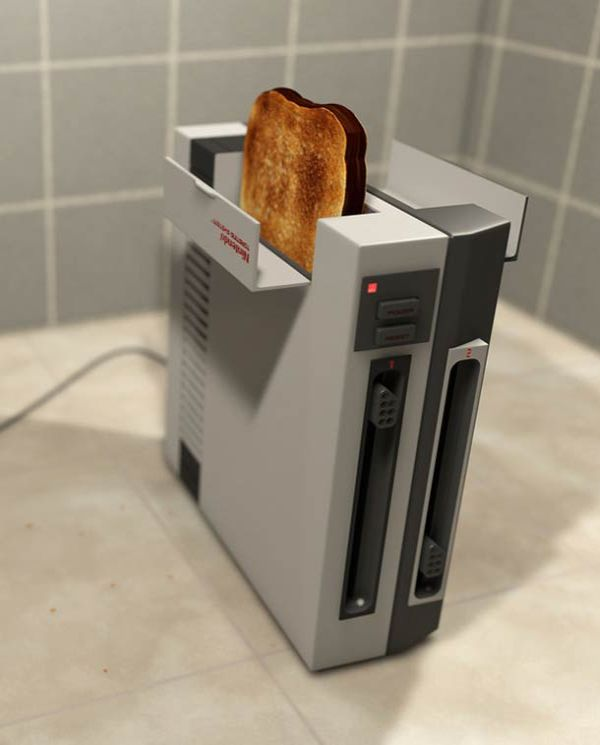 The NES Toaster