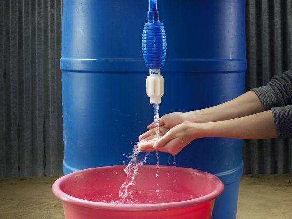 Balde a Balde - A portable faucet