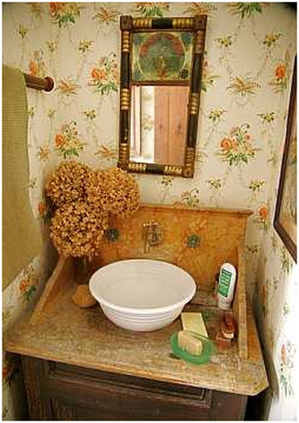 Modern and innovative bathroom designs for Country cottage bathroom design ideas