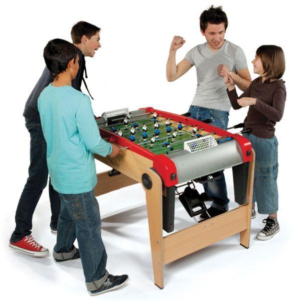 Foldable foosball table_1