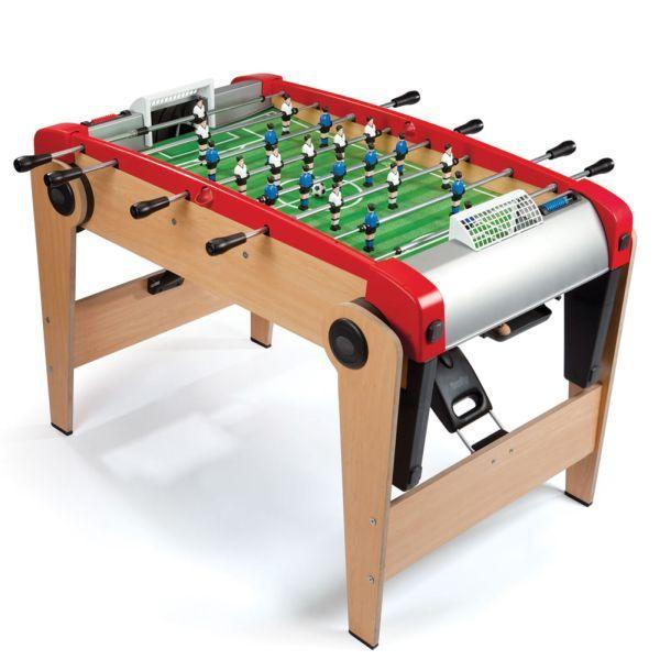 Foldable foosball table_2