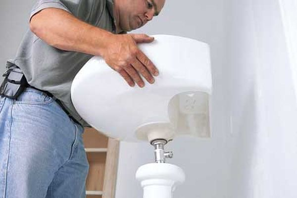 Install a New Bathroom Sink
