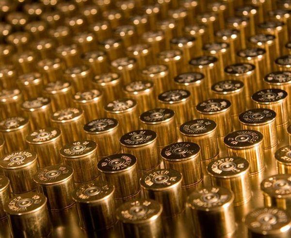Shotgun bullets for Fully Loaded Chair