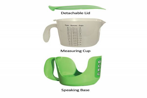 Talking Measuring Cup