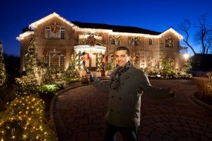 Cake Boss opts for state-of-the-art Christmas decorations
