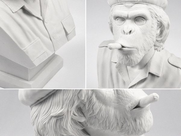 'Che Ape' Bust
