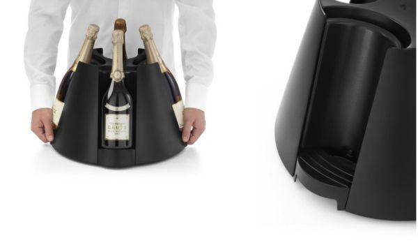 Galaxy champagne bucket