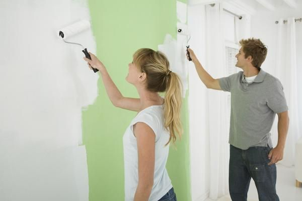How to Paint Interior Walls of a Home