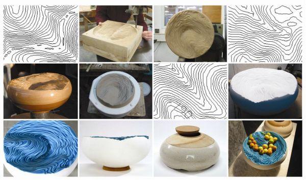 Makom ceramic bowl