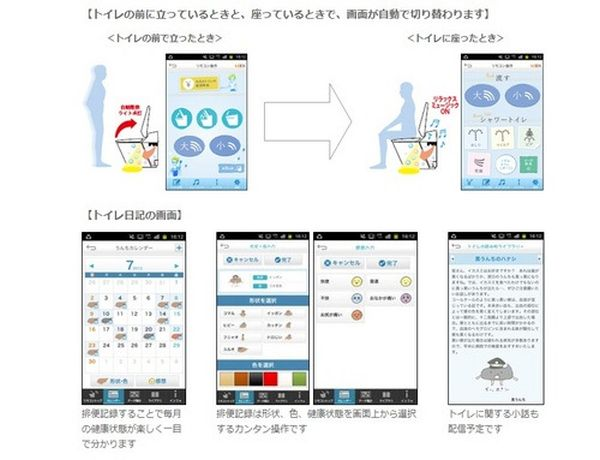MySatis app with only Japanese interface