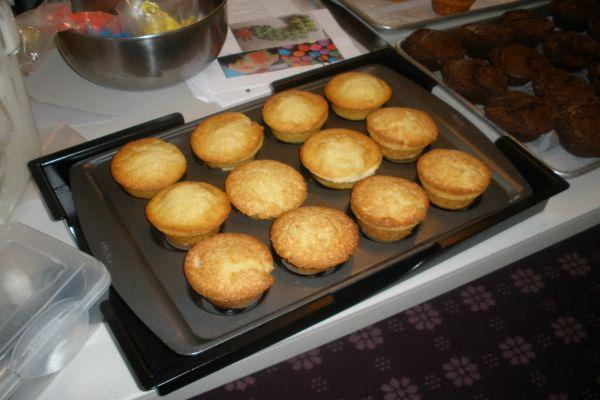 Baking cupcake pan by Firefighter31