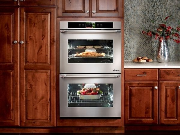 Discovery smart oven powered by Android