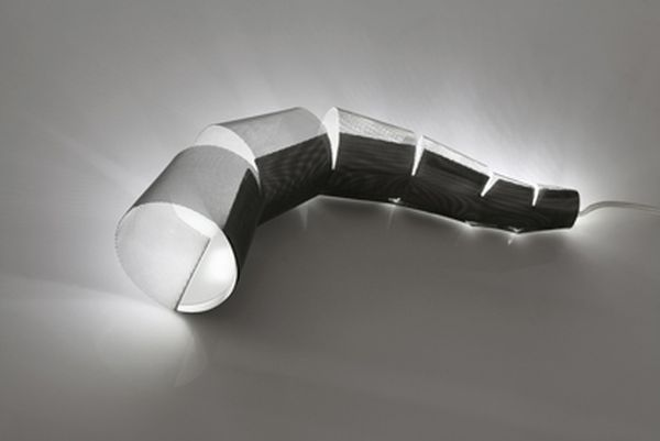 Drop Tail lamp by T-Bac design