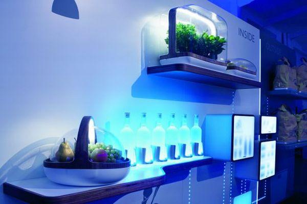 FreshConnect refrigerator