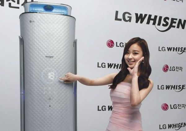 LG's Whisen Air Conditioner
