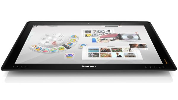 Lenovo's IdeaCenter Horizon Table PC