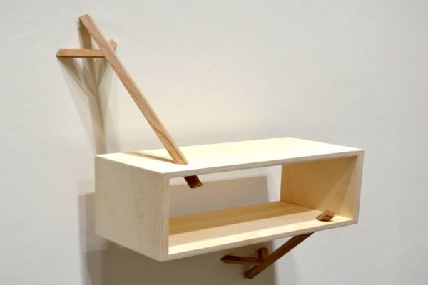 PARKER shelf by Paul Menand