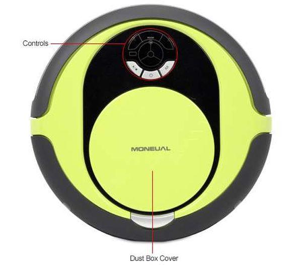 RYDIS MR6550 robotic vacuum cleaner