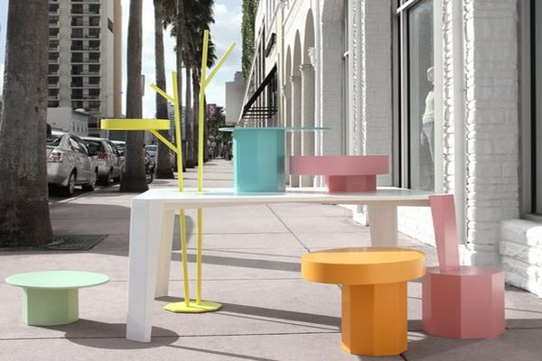 Table in wonderland by Fabrica