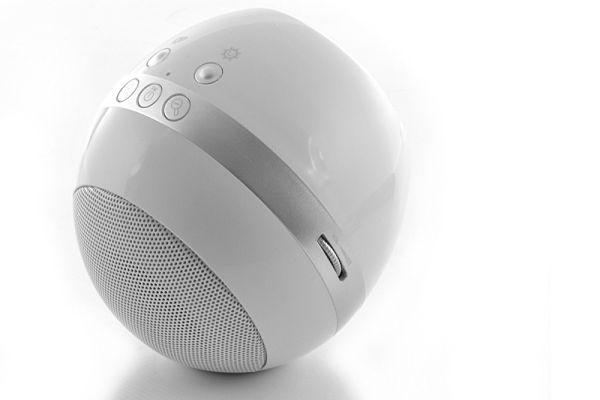 Vibe Mood LED lights with speaker