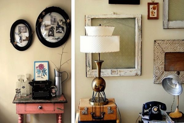 Decorating your home in vintage style
