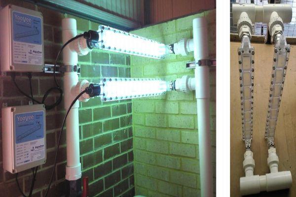 Ultraviolet & Ozone Unit - yoovee ultraviolet water sterlisation