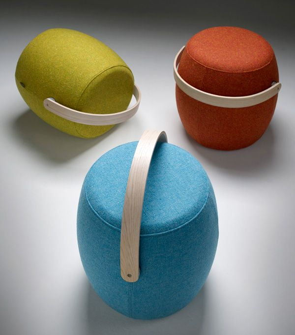 Carry On by OFFECCT portable seating solution