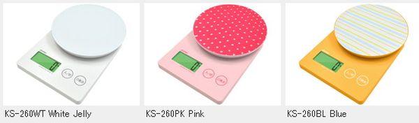 Doritekku intros their line of 'digital' cooking scales
