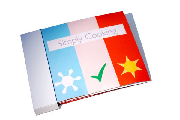 Heat Sensitive Cards for Easy Cooking