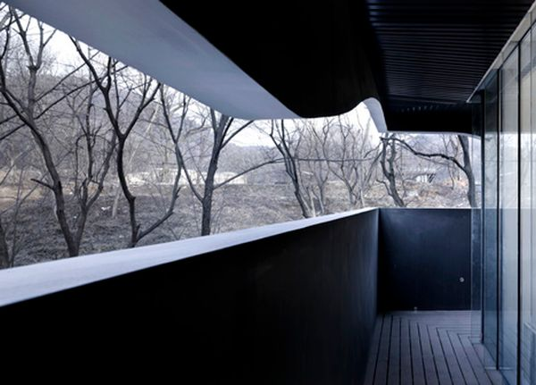 CIPEA Blockhouse by AZL Architects