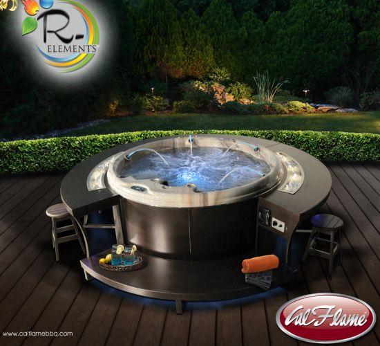 Cal Spas R-Elements Bathtub
