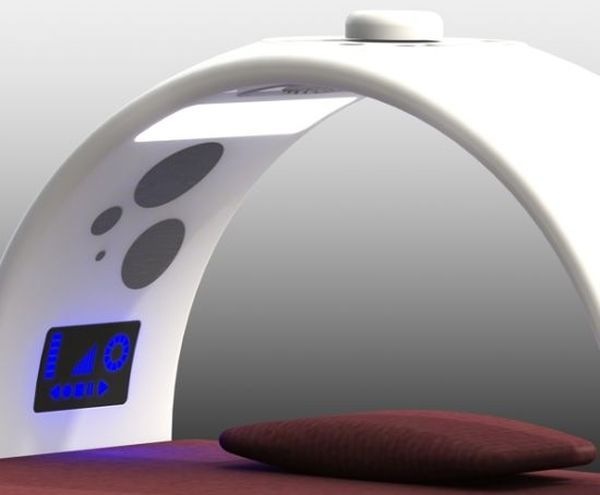 Sleep Dome bed by Outbound Studios_2