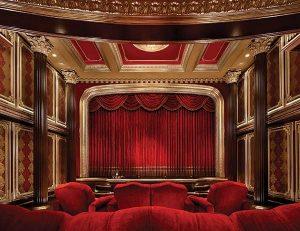 $3 million Crimson Home Theater_1
