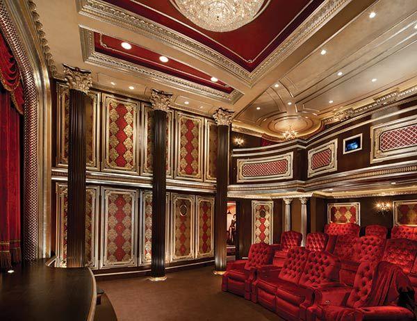 $3 million Crimson Home Theater_2