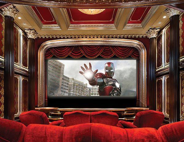 $3 million Crimson Home Theater_4