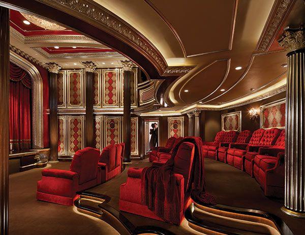 $3 million Crimson Home Theater_5