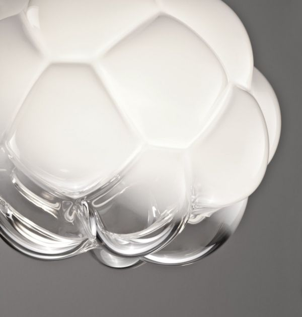 Cloudy LED lamp by Mathieu Lehanneur for Fabbian_5