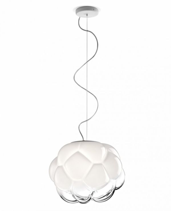 Cloudy LED lamp by Mathieu Lehanneur for Fabbian_6