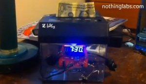 DIY Money Shredding Alarm Clock