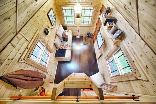 Hand made Tiny Tack House by Malissa and Chris Tack_1