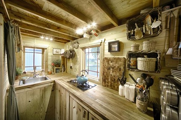 Hand made Tiny Tack House by Malissa and Chris Tack_2