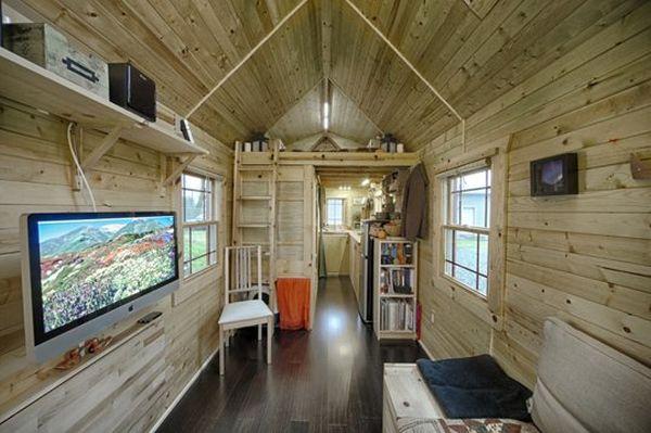 Hand made Tiny Tack House by Malissa and Chris Tack_4