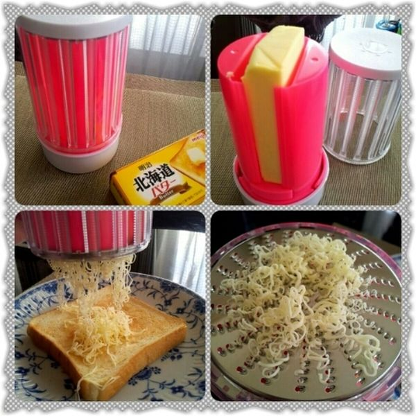 Japanese made Butter Grater _2