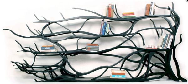 Metamorfosis Bookshelf