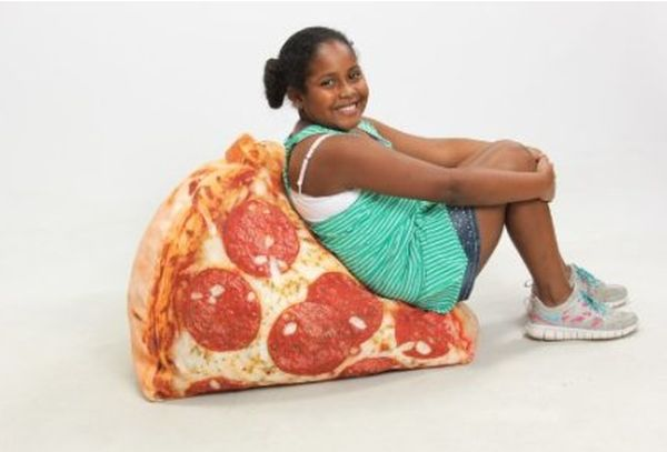 Pizza Junior Inflatable Chair by Wow! Works LLC_2